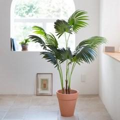 종려나무 도시야자 조화나무 150cm 인테리어 대형 인조식물화분