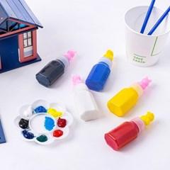 [리얼브릭] DIY 미니어처 집 만들기 - 색칠 키트