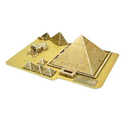 세계사 입체퍼즐 - 이집트 피라미드