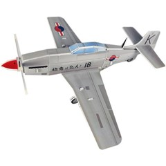 자주국방 입체퍼즐 - F-51D 무스탕