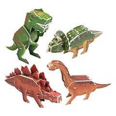 공룡 입체퍼즐 - 공룡 시리즈 1