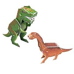 공룡 입체퍼즐 - 티라노사우루스 브라키오사우루스