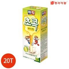 동서 제티 초콕 바나나맛 3.6g x 20T