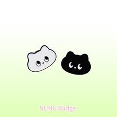[Cutie] NUNU Badge