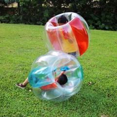 범퍼볼 탱탱볼 에어볼 풍선게임 PVC 풍선놀이 몸싸움
