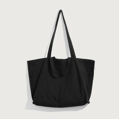 Four Seasons Bag / Large / Black (사계절 천가방)