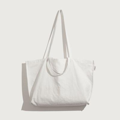 Four Seasons Bag / Large / Warm White (사계절 천가방)