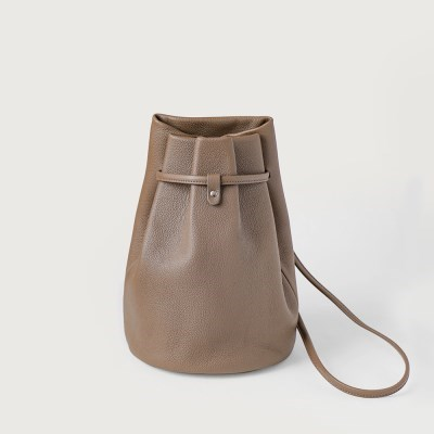 Hermione bag / Mud beige