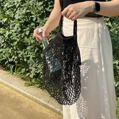 에코 네트백 4color 택1 / 그물백 장바구니 야채망