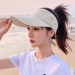 Gzero 롱바디 햇빛 소멸 모자