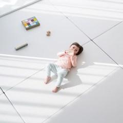 아이스투키 슬림매트 시공형 놀이방 거실 층간소음