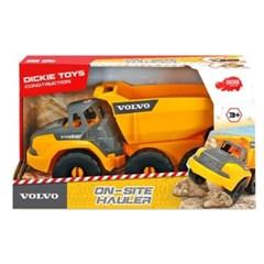 디키토이즈 Volvo 볼보 26cm 덤프트럭 중장비 장난감