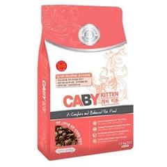국산 고양이사료 캐비키튼 1.5kg 고양이밥