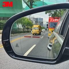 초보운전 차선변경 스티커 안전스티커