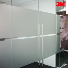 3M 창문시트지 불투명 유리썬팅 반투명 안개시트