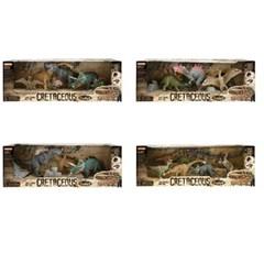 도너랜드 백악기 공룡피규어 4종 4403