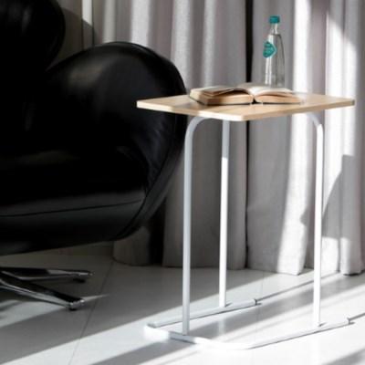 U자형 다리 보조 테이블