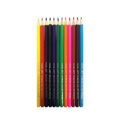 [블루마토] 나무 색연필 12색 (CPS005) 2세트