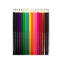 [블루마토] 나무 색연필 18색 (CPS006) 2세트