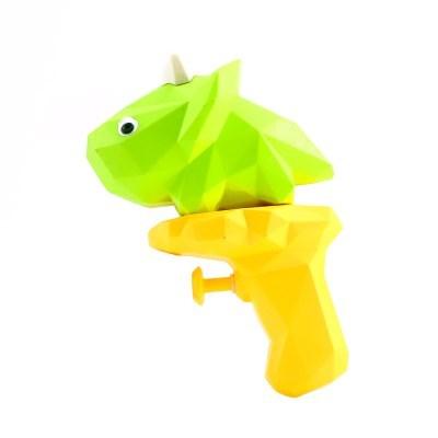 미니 공룡 물총 KC인증 (M04. 그린 / 트리케라톱스)