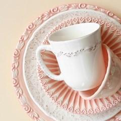 포르투갈 수입 그릇 피쳐 물병 머그잔 머그컵