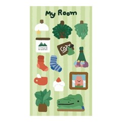 my room sticker