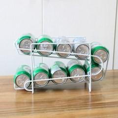 1+1 음료수 콜라 맥주캔 굴링렉 냉장고 보관디스펜서