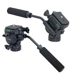 VD-605 비디오 카메라 3way 헤드 (DSLR 미러리스 캠코더 삼각대 등)