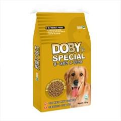 국산 강아지사료 도비 스페셜 10kg 개사료 애견사료