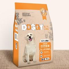 국산 강아지사료 도기 스페셜 10kg 전연령용 개사료