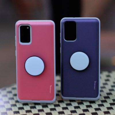 아이폰12 Liso_Bum 스마트톡카드 범퍼