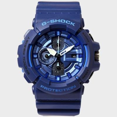 G-SHOCK 지샥 GAC-100AC-2A 남성 우레탄 손목시계