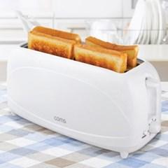 홈 카페 주방 가정용 4 슬라이스 7단 롱 슬롯 토스터기