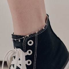 [silver925]mimi circle anklet