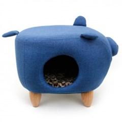 블루 돼지 하우스(PMC-117139-3)