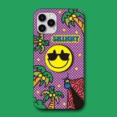 슬림하드 케이스 스마트톡 세트 - 해피썬(Happy Sun)