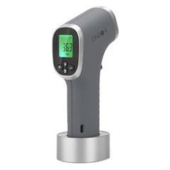 국내산 비접촉 체온계 온도 K-200(거치대 스트랩증정)