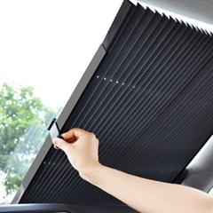 차량용 운전석 햇빛가리개 앞유리 자외선차단블라인드