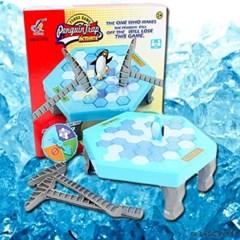 펭귄트랩D 얼음깨기 해방타운보드게임