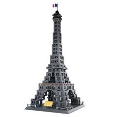 [gentoy] 5217 프랑스 에펠탑 (978P) /레고 호환블럭