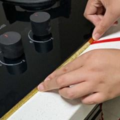 실리콘 줄눈 곰팡이 방지 방수 테이프 (6m)