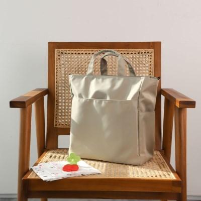 브리즈 기저귀가방 숄더백 크로스백  - 베이지