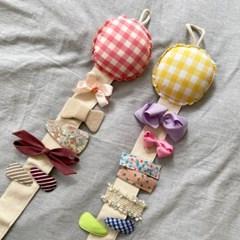 머리핀 정리대 삔 유아 아이 아기 어린이 ba-7425리드