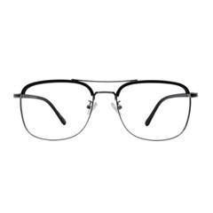 Salt BLACK SILVER 투브릿지 블루라이트차단 청광 안경테