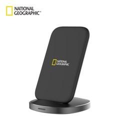 내셔널지오그래픽 데스크 모바일 고속 무선 충전 거치대 NGM-FWDC