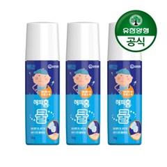 [유한양행]해피홈 바르는 물파스 쿨액 50g 5개