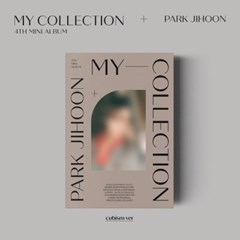 박지훈(PARK JIHOON) 미니 4집 [MY COLLECTION] (Cubism Ver.)