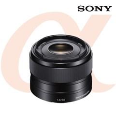 소니 E 35mm F1.8 OSS 카페렌즈/SEL35F18