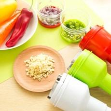 채소다지기 마늘 야채 수동믹서기