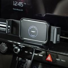벤딕트 이지와이드 차량 핸드폰 거치대 갤럭시 Z 무선 충전
